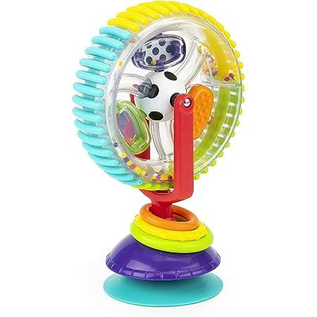 Sassy Wonder Wheel Activity Center