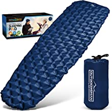 Outdoorsman Lab - Ultralight Sleeping Pad for Camping - Inflatable Sleeping Pads for Backpacking, Hiking, Traveling - Ligh...