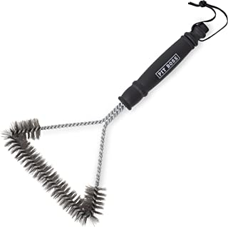 PIT BOSS 67256 Wire Grill Brush, 12