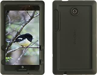 Bobj Rugged Case for ASUS K00X, MeMO Pad 7 LTE ME375CL – BobjGear Custom Fit - Patented Venting - Sound Amplification - BobjBounces Kid Friendly (Bold Black)
