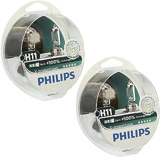 philips vision plus h11