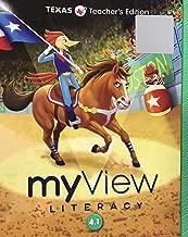 myView Literacy 4.1 Unit 1 - Texas Teacher's Edition