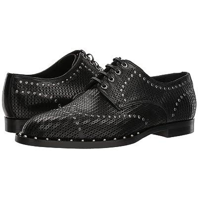 Dolce & Gabbana Wingtip Oxford (Black) Men