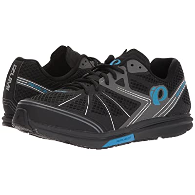 Pearl Izumi X-Road Fuel IV (Black/Atomic Blue) Men