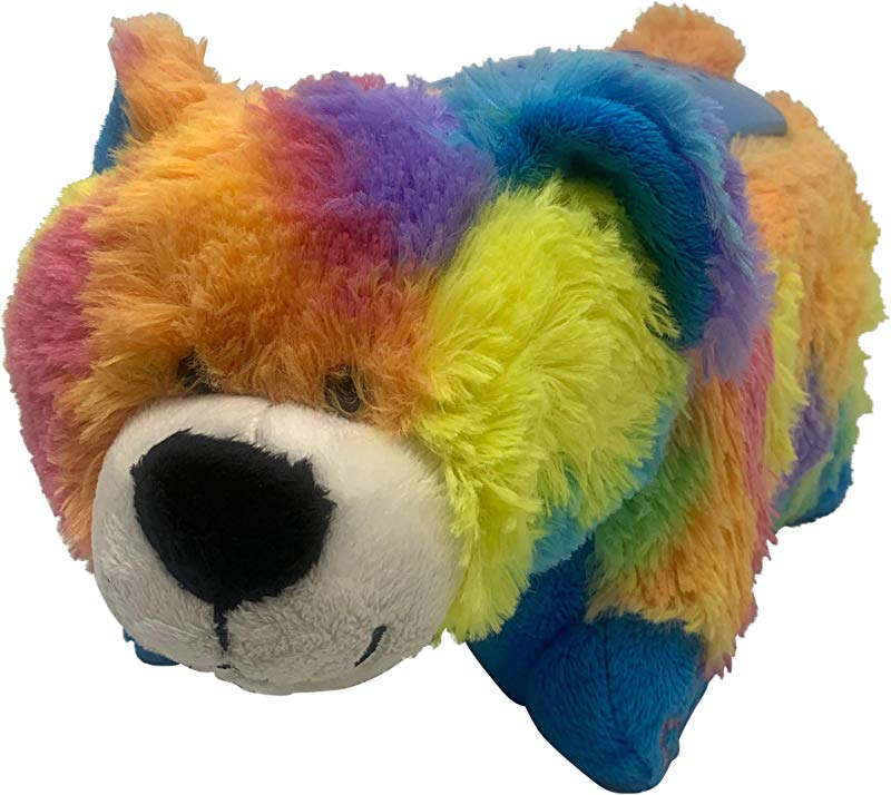 Pillow Pets Dream Lite Peace Bear