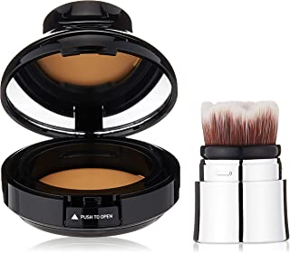 Cailyn Built-In Brush Super Hd Pro Coverage Foundation - 05 Chateau - Brown
