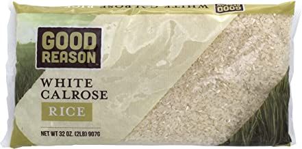 Good Reason Rice White Calrose Rice, 2 Lb