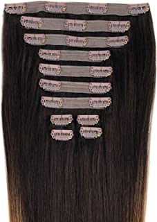 Maxy #T1C6 Ombre Caramel In 100% Human Hair Extensions 20
