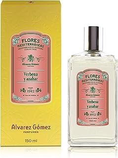Alvarez Gomez Flores Mediterráneas Verbena y Azahar Eau de Toilette Floral 150 Mililitros