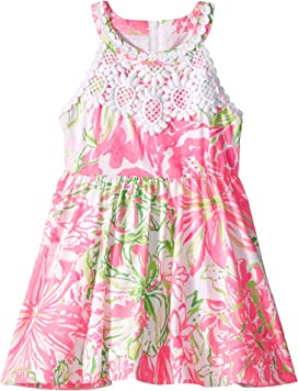 949eac509d2f Little Kinley Dress (Toddler Little Kids Big Kids). Lilly Pulitzer Kids
