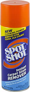 Spot Shot Instant Carpet Stain Remover Aerosol 14 oz can