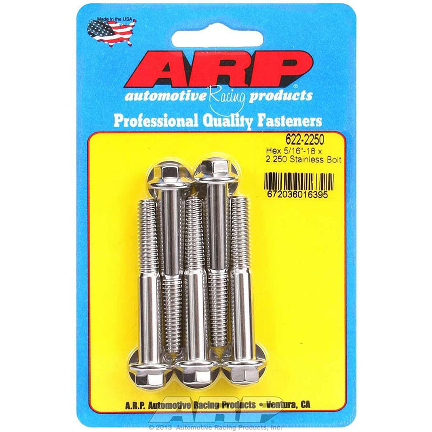 ARP Stainless Ranking TOP19 Bolts Ranking TOP14 Steel