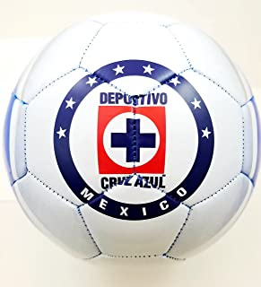 Cruz Azul Authentic Official Licensed Soccer Ball Size 5 -02-2