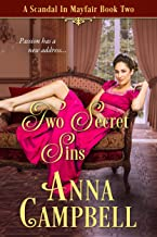 Two Secret Sins: A Scandal in Mayfair Book 2