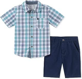 Baby Boys' 2 Pieces Shirt Shorts Set