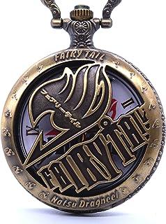 Montre de Poche Fairy Tail avec enseigne Creuse Guild