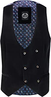 Best black mens waistcoat uk Reviews