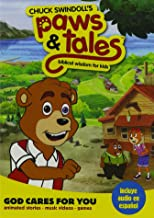 Chuck Swindoll's Paws & Tales, No. 1, God Cares for You: Biblical Wisdom for Kids
