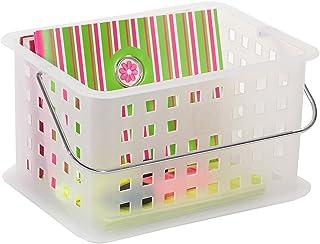 Sundis 4007002 Aqua Boîte de Rangement, Plastique, Transparent, 25 x 18 x 13,5 cm