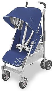 comprar comparacion Maclaren Techno XT - Silla de paseo ligero para recién nacidos hasta los 25kg, Asiento multiposición, suspensión en las 4 ...