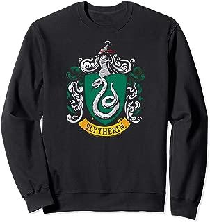 Harry Potter Slytherin House Crest Sweatshirt