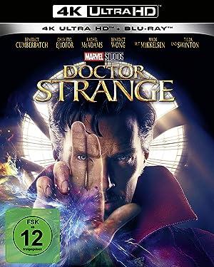 Doctor Strange (4K Ultra HD) (+ Blu-ray 2D) [2016]