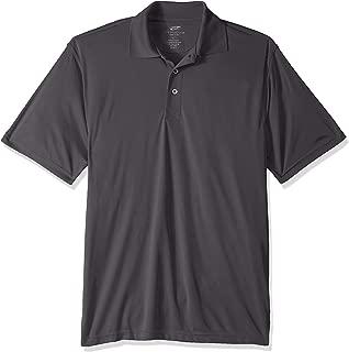 AquaGuard Mens ULTC-8425 Ultc-8425-cool & Dry Sport Performance Interlock Polo Short Sleeve Polo Shirt