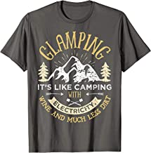 Best glamping t shirt Reviews