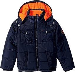 Tommy Hilfiger Kids - Alexander Puffer Jacket (Toddler/Little Kids)