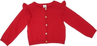 Carter's Baby Girls' Button up Sweater