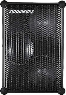 De nieuwe SOUNDBOKS - De luidste draagbare Bluetooth-luidspreker met oplaadbare batterij - Waterbestendig - Tot 126 dB vol...