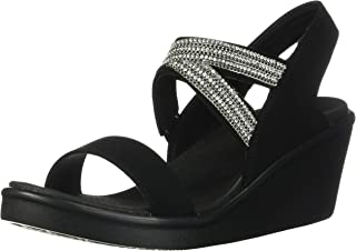 Skechers RUMBLE ON - CHART TOPPER womens Wedge Sandal