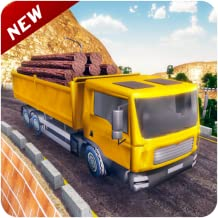 Uphill Offroad Euro Truck Driver Cargo Transport Driving Simulator Games Free for Kids 2019