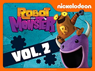 Robot And Monster Volume 2