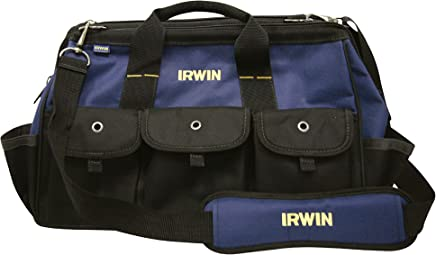 "Irwin 1868232, Mala para Ferramentas Standard 20"", Preto e Azul"