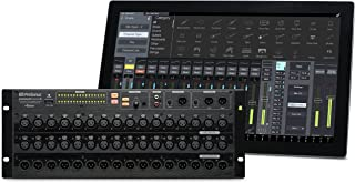 PreSonus StudioLive RM32AI 32-channel, rack-mount digital mixer with 32 remote XMAX preamps