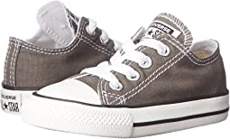 ffab205e2cc9 Charcoal. 2011. Converse Kids. Chuck Taylor® All Star® Core Ox (Infant  Toddler)