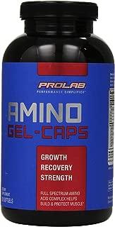 PROLAB Amino GEL-CAPS, 200-Count