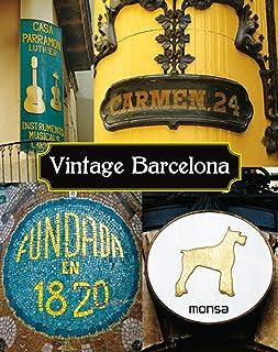 Vintage Barcelona Idioma Inglés