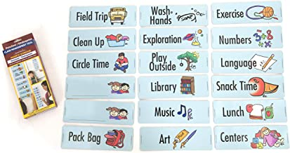 Easy Daysies Preschool/Kindergarten Classroom Daily Visual Schedule