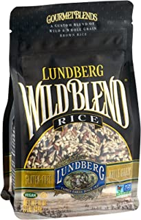 Lundbrg Rce Wild Blend - 1 pound -- 6 per case