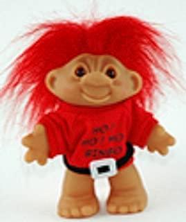 Lucky Santa Bingo Troll Doll Holiday Red Hair ~ Just a Lucky Guy~ 5