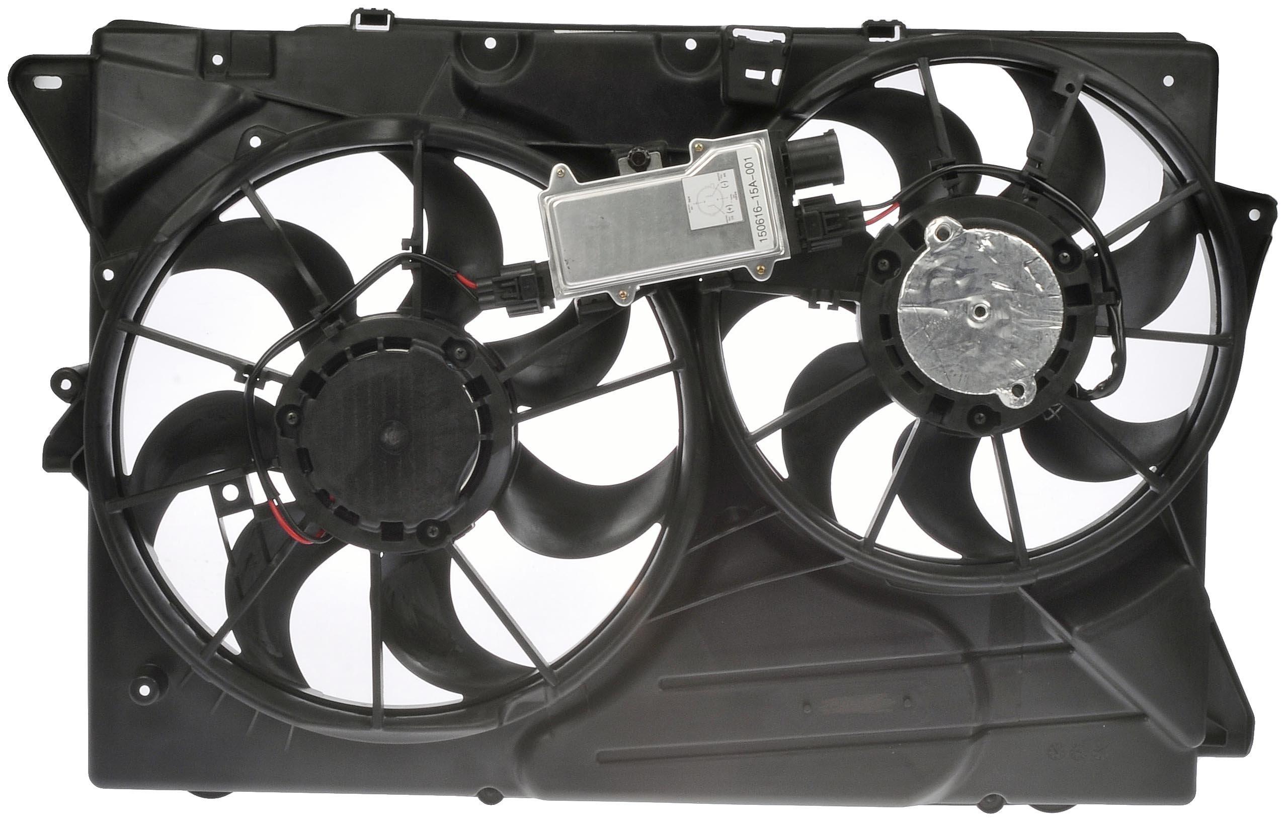 OE Solutions 621-392 Radiator Fan Assy   Dorman