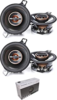 $135 » Infinity - Two Pairs of REF-3032CFX Reference 3.5 Inch Two-Way car Audio Speakers