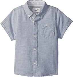 Quiksilver Kids - Waterfall Short Sleeve Top (Toddler/Little Kids)
