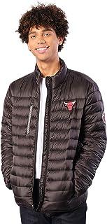 Ultra Game NBA Mens Lightweight Packable Puffer Down Jacket