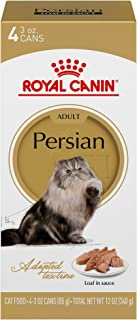 Royal Canin Persian Breed Loaf in Sauce Adult Wet Cat Food Multipack