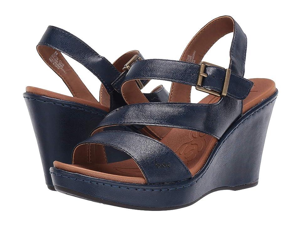 4de3744dbddc b.o.c. Schirra II (Navy) Women s Shoes