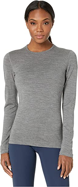 260 Tech Merino Baselayer Long Sleeve Crewe