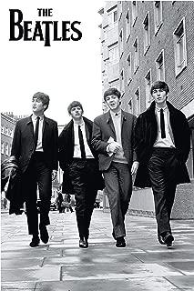 Beatles Poster 'London Street'. Large 24